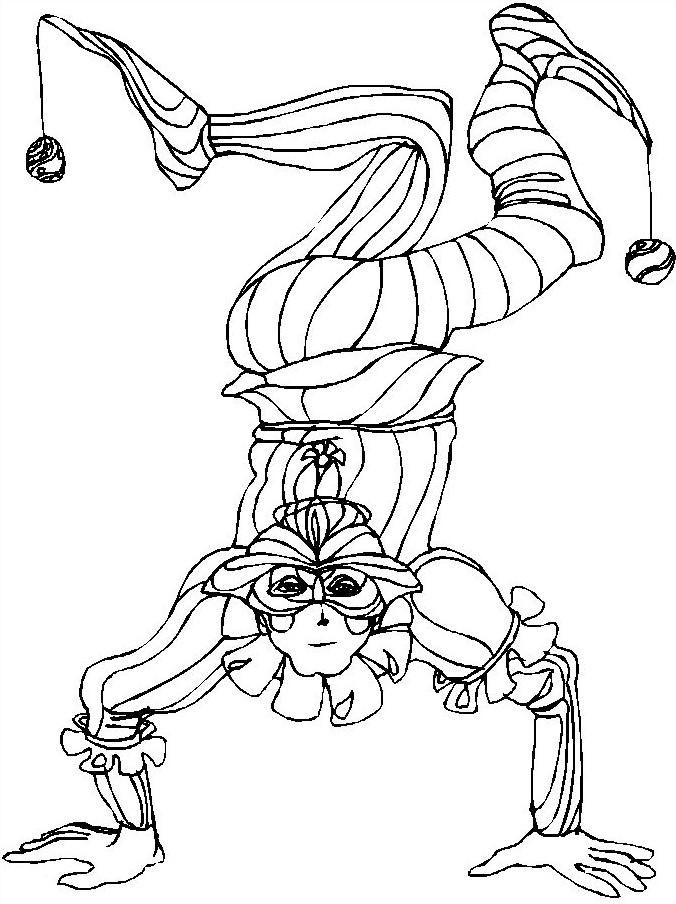 Coloriage a imprimer arlequin carnaval gratuit et colorier - Dessin de pierrot ...