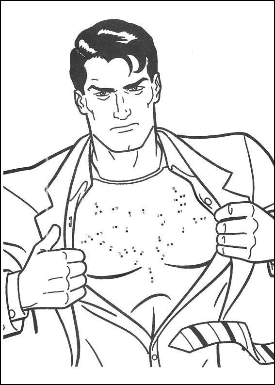 Coloriage point a point a imprimer batman gratuit et colorier - Batman gratuit ...