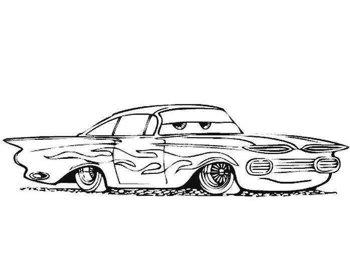 Coloriage cars noel a imprimer - Coloriages de cars ...