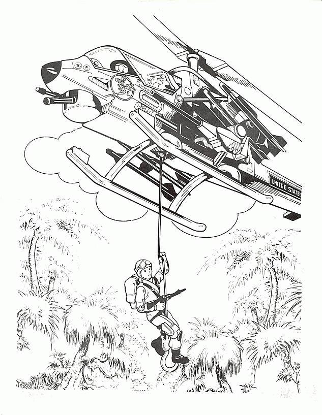 Coloriage a imprimer helicoptere gi joe gratuit et colorier for Gi joe coloring pages
