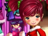 jeu Christmas Cutie Dress Up