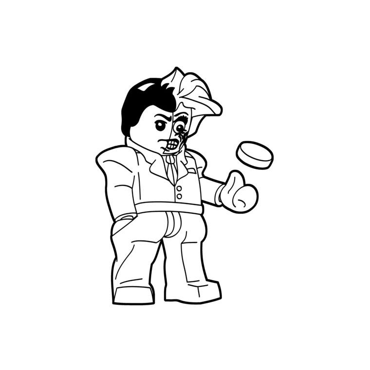 Dibujos Para Colorear De Batman Lego 2 ~ Ideas Creativas Sobre Colorear