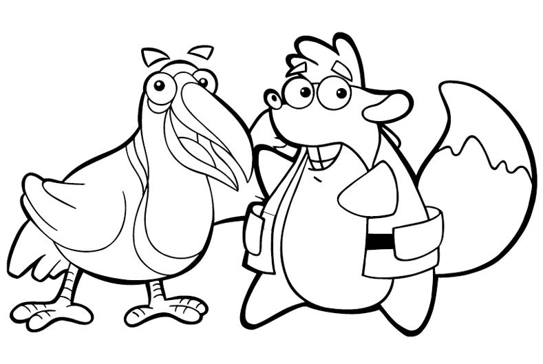 tico coloring pages - photo#20
