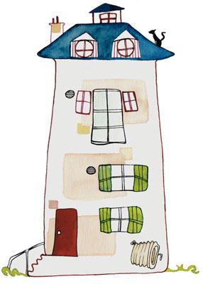 chanson berceuse et comptine j 39 ai une maison pleine de fentres en vid o gratuite pour enfant. Black Bedroom Furniture Sets. Home Design Ideas