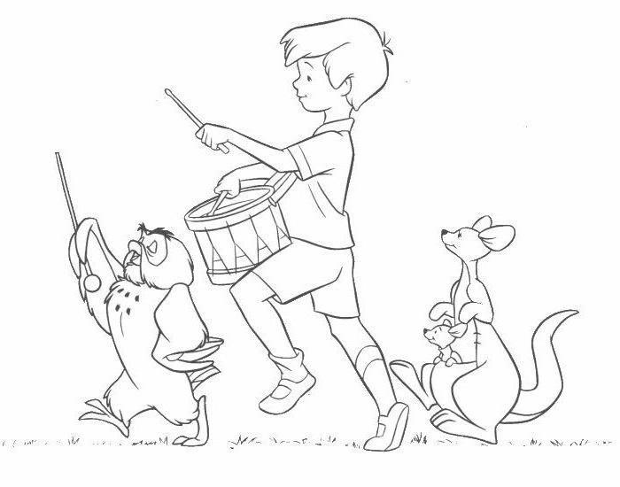 coloriage maitre hibou jean christophe e tmaman gourou la fanfare de l - Maitre Hibou
