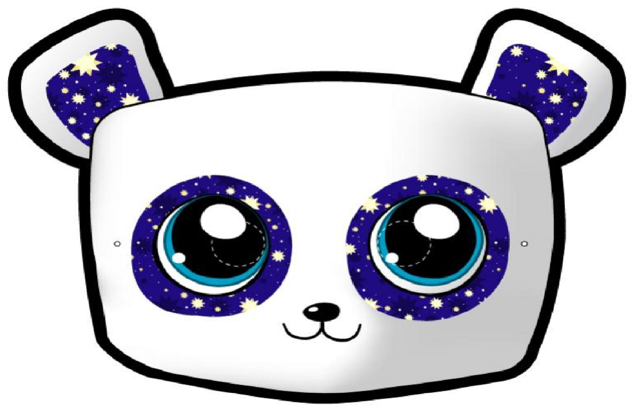Masque pet shop ourson - Masque a imprimer pour fille ...