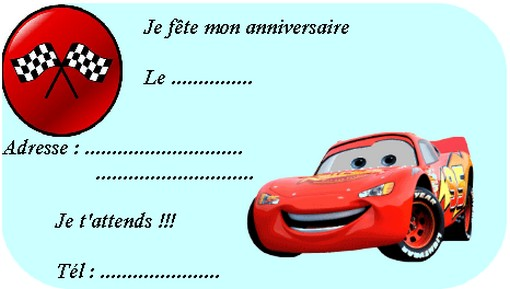 carte anniversaire flash mac queen