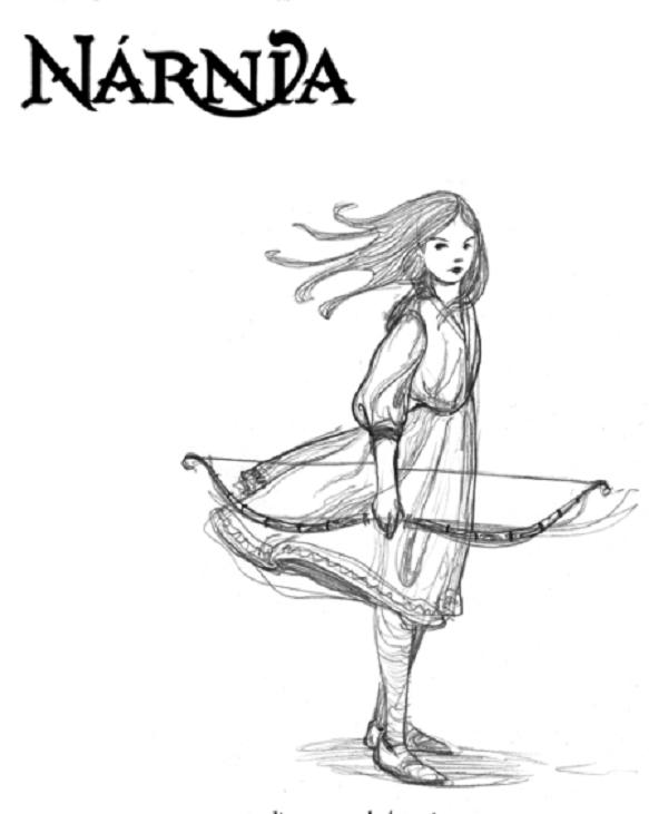 narnia coloring pages characters - photo#22