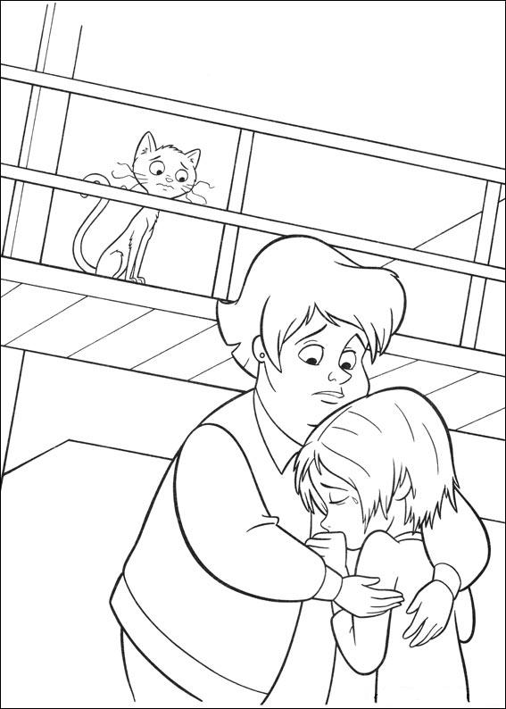 Bolt And Penny Coloring Pages bigking keywords and pictures