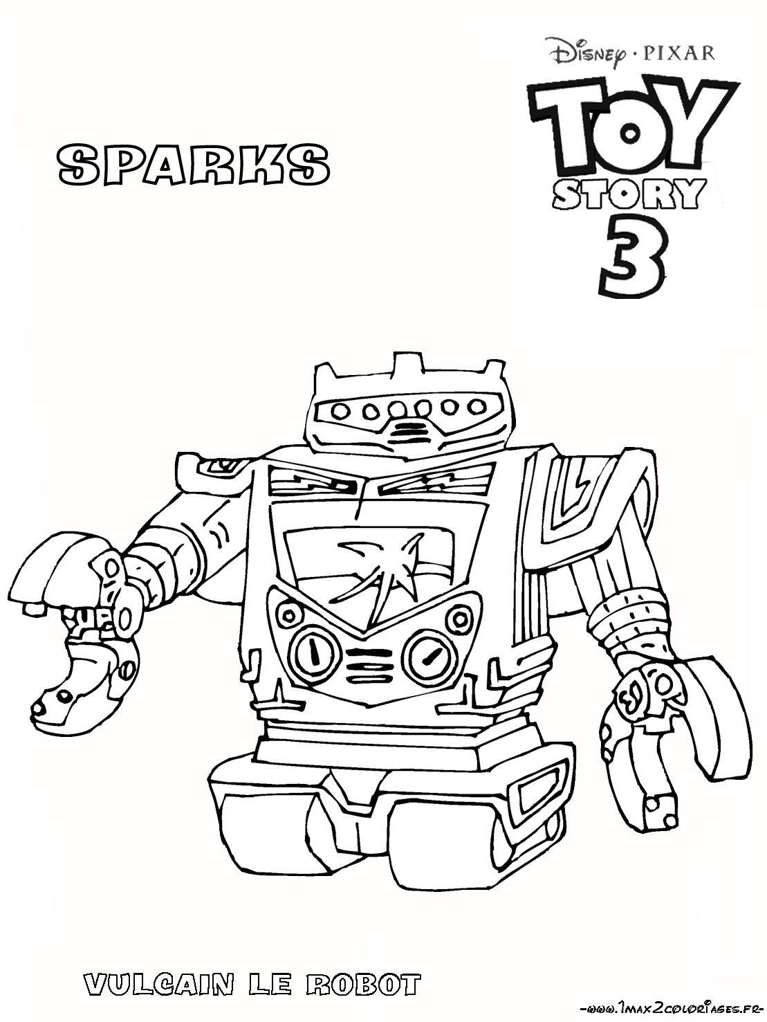 Robot colorier coloriage des fetes sur - Robot coloriage ...